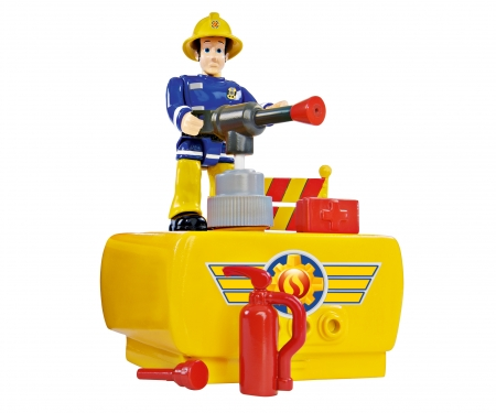 Sam Fire Engine Venus incl. Figurine
