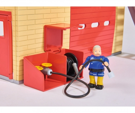 Sam New Firestation with Figurine
