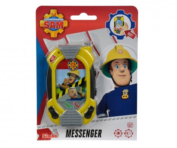 Sam Fireman Messenger