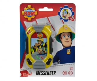 Sam messager pompier