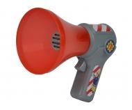 Sam mégaphone pompier