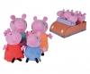 Peppa Pig 4-tlg. Familienset im Auto
