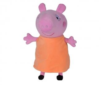 Peppa Pig 4 pcs. Familyset in Car