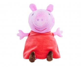 Peppa Pig Plüsch Peppa mit Sound, 25cm