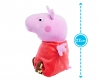 Peppa Pig Peluche Peppa a/son, 22cm