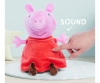 Peppa Pig Plush Peppa  incl. Sound, 25cm