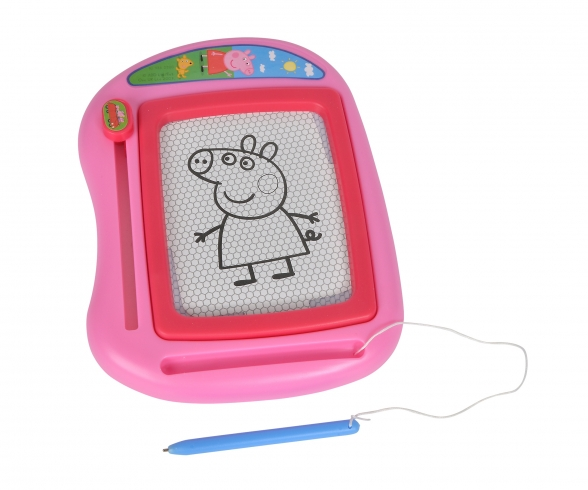 Peppa Pig Magnetic Drawing Board