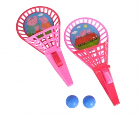 Peppa Pig Catch Ball Game