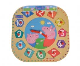 Peppa Pig, Horloge d'apprentisage