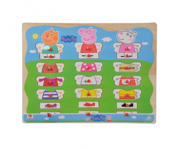 Peppa Pig, Mix and Match