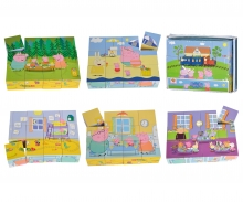 Peppa Pig, Picture Cube