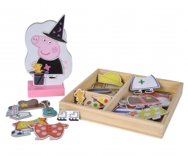 Peppa Pig Mag. Dress Puzzle