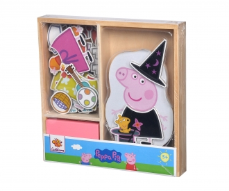 Peppa Pig Mag. Dress Puzzle