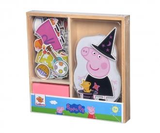 Peppa Pig Mag. Umziehpuzzel