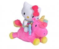 Hello Kitty Einhorn Konturplüsch, 25cm
