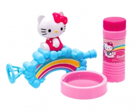 Hello Kitty Bubble Figurine