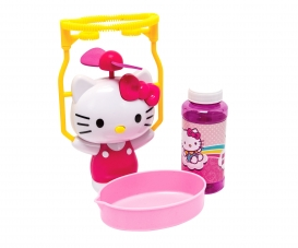Hello Kitty Seifenblasen Ventilator