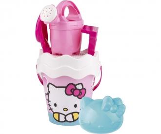 Hello Kitty set seau plage
