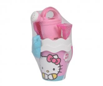Hello Kitty Eimergarnitur