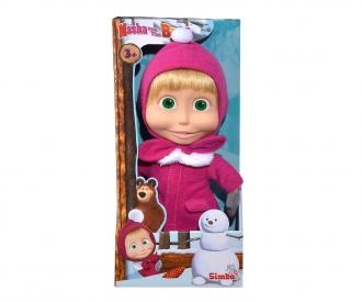 Masha Soft Bodied Doll, 23cm