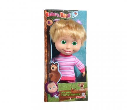Masha Soft Doll Film Director, 23cm