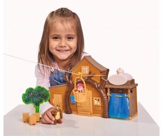 """Masha Spielset """"Großes Bärenhaus"""""""