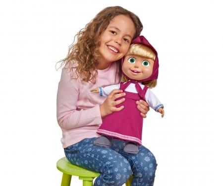Masha Soft Bodied Doll, 40cm