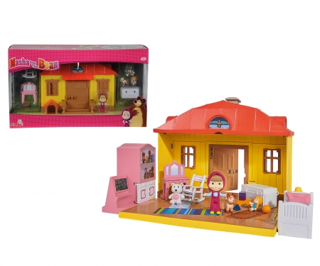 "Masha Playset ""Masha´s House"""
