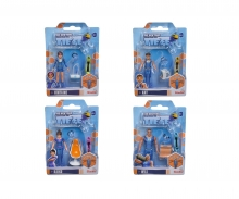 Deep, Nektons, poseable Figurines (1 Piece)
