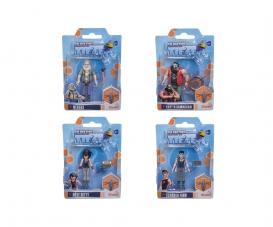 Deep, Pirates, poseable Figurines, 4-ass.