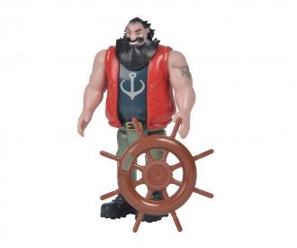 Die Nektons, Piraten, bewegliche Figuren (1 Stück)