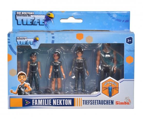 Deep, Nektons Familypack