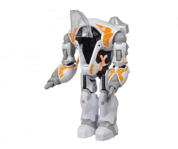 Deep, White Knight, Fully Poseable
