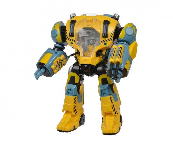 Deep, Mag Knight, Fully Poseable