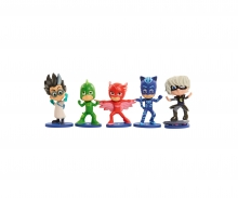 PJ Masks Figurine Set  5 pcs.