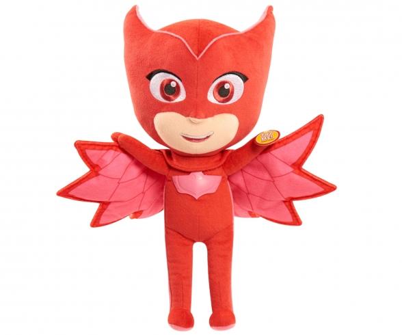 PJ Masks Funktionsplüsch Owlette