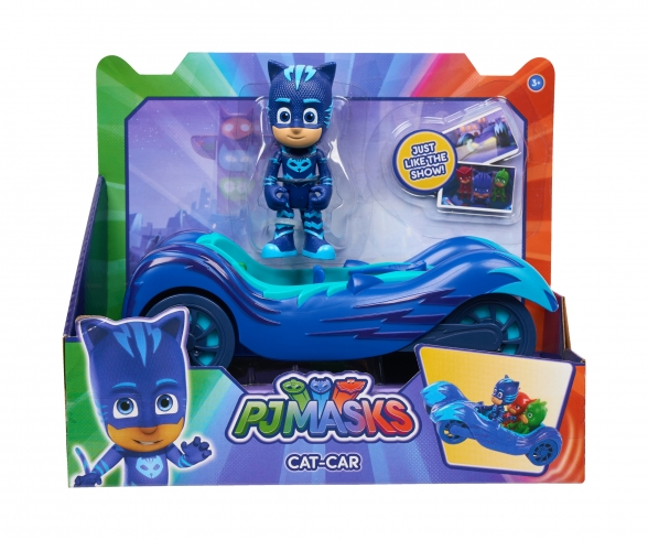 PJ Masks Catboy with Cat-Car
