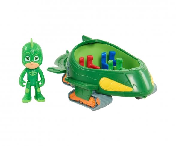 PJ Masks Gekko with Gekko Mobile