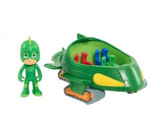 PJ Masks Gecko mit Geckomobil