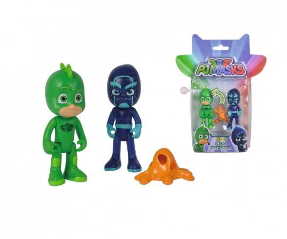 PJ Masks Figure Set Gekko+Ninja