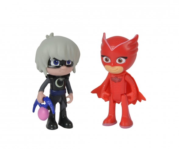PJ Masks Figure Set Owlette+Luna