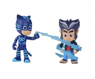 PJ Masks Figuren Set Catboy+Howler