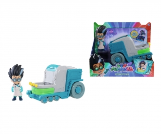 PJ Masks Romeo with Lab