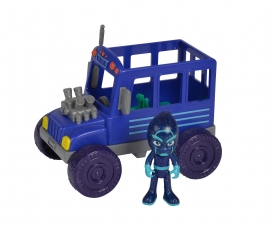 PJ Masks Ninja with Bus