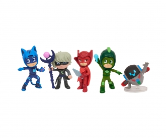 PJ Masks Figurine Set