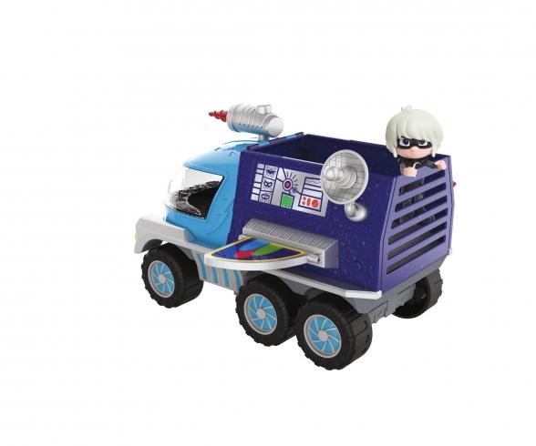 PJM Moon Rover