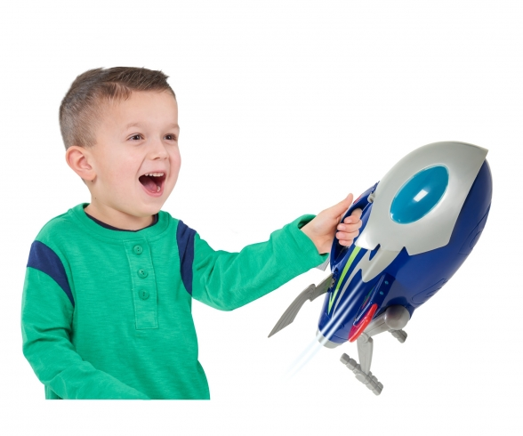 PJM Moon Rocket