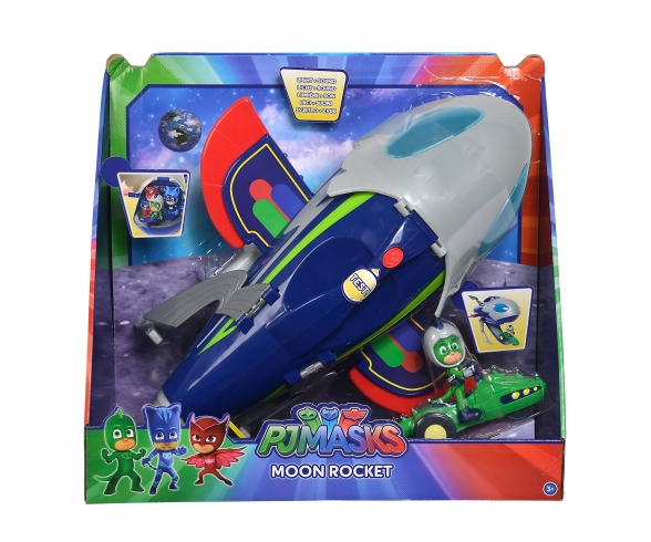 PJ Masks Moon Rocket