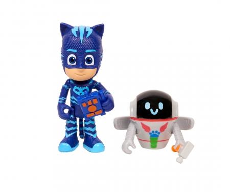 PJ Masks Figuren Set Catboy + PJ Robo