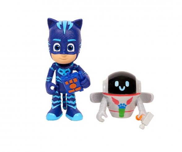 PJM Figurine Set Catboy + PJ Robot